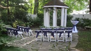 wedding venue garden decor idea stunning luxury in wedding venue