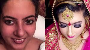 makeup artist in best makeup artist in jalandhar best bridal makeup by tania