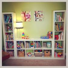 Expedit Bench Playroom Toy Storage Solutions Playroom Storage Solutions Ireland
