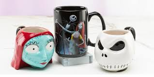 nightmare before coffee mugs for sale at zak