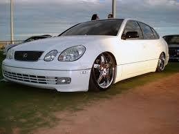 stanced lexus gs400 theme tuesdays second generation lexus gs stance is everything
