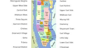 map of nyc areas rediscovering new york city neighborhoods