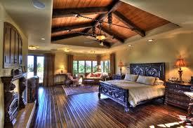 light rail bedroom mediterranean with wood flooring san francisco