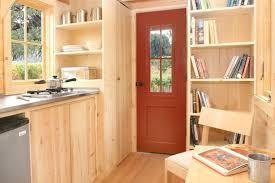 modern tiny house brian levys square foot modern tiny house with no loft iranews a