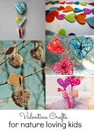 valentine nature crafts for kids u2014 blue corduroy