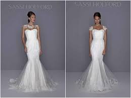 wedding dresses that you look slimmer sassi holford 2013 collection of the golden age