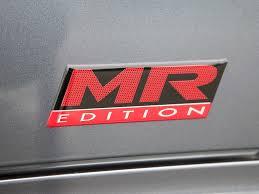 2005 mitsubishi lancer evolution mr logo 1024x768 wallpaper