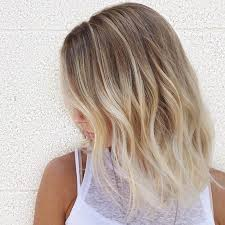 platinum blonde hair with brown highlights top ombre hair colors for bob hairstyles popular haircuts