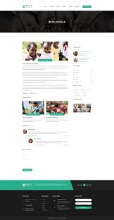 mainz charity psd template by ifathemes themeforest