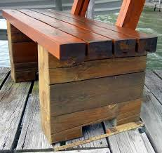 Bench Seat Height - timber frame tools windproof dock bench outdoor bench