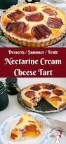 297 best cook halloween food images on pinterest halloween nectarine cream cheese tart recipe veena azmanov