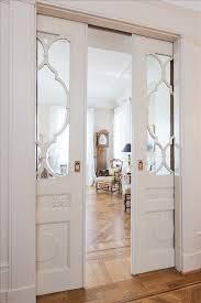 luxurious bifold closet door knobs pulls antique brass