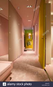 roksanda shop interior with changing rooms roksanda store london