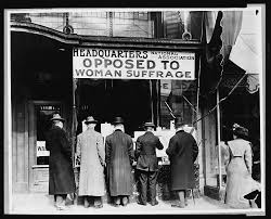 The National by Opposition To Suffrage U2014 History Of U S Woman U0027s Suffrage