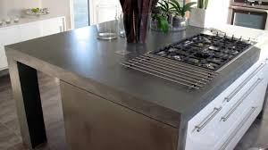 concrete kitchen island pertaining to splendid contemporary