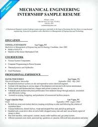 Resume Examples Mechanical Engineer Sample Mechanical Design Engineer Resume Mechanical Engineer