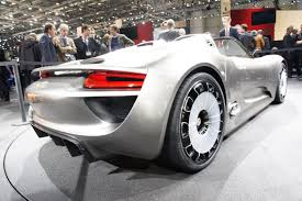Porsche 918 Blue Flame - rennteam 2 0 en forum porsche surprise in geneva concept
