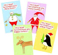christmas gift tags and free holiday printables