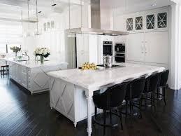 Modern Kitchen With White Appliances Kitchen Appliances Best White Appliances Grey Kitchen Backsplash
