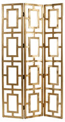 Gold Room Divider Material Girls Premier Interior Design Blog Home Decor Tips