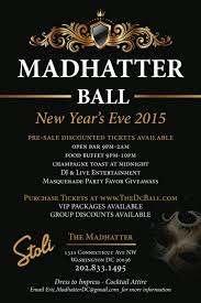 new years eve 2016 the madhatter dc