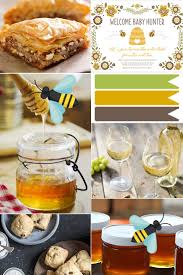 honey bee decorations for your home sip and see party invitations menu ideas and more