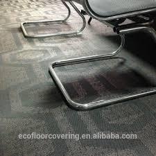 high end woven pvc flooring roll woven vinyl flooring bolon