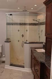 Bathroom Corner Showers Corner Shower In Small Bathroom Home Design Hay Us