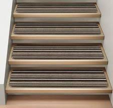 Striped Runner Rug Striped Stair Treads Ebay