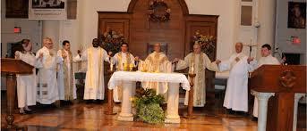 Saint Thanksgiving Saint Brigid Catholic Church Westbury Ny