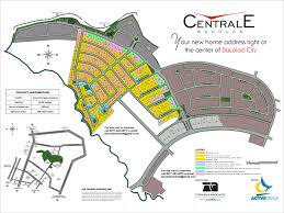 La Salle Campus Map Bacolod Centrale Location Map Lot Price Sizes Centralebacolod