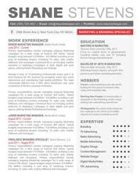 creative professional resume templates make it simple resume