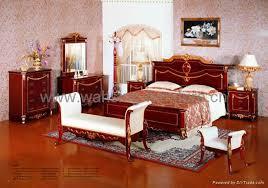 bedroom supplies antique royal solid wood furniture bedroom set bed dresser mirror