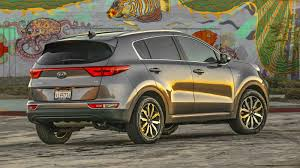 Roof Bars For Kia Sportage 2012 by 2018 Kia Sportage Review U0026 Ratings Edmunds