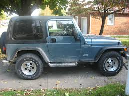 navy blue jeep wrangler 2 door criztaztrophe 1999 jeep wrangler specs photos modification info