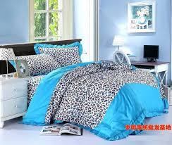 Zebra Print Bedroom Sets Animal Print Duvet Covers Uk Zebra Print Duvet Cover Twin Blue