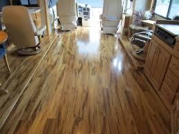 laminate flooring for motorhome