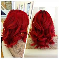 the 25 best bright red hair ideas on pinterest bright red hair