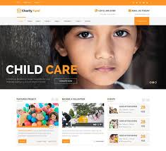 50 best charity website templates free u0026 premium freshdesignweb