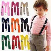 wholesale boys suspenders buy cheap boys suspenders from