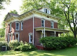 Architectural Style Of House Burnett U2013montgomery House Wikipedia