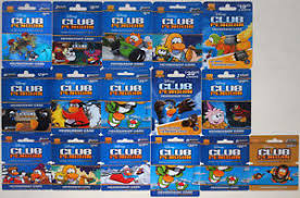 club penguin gift card 16 diff disney club penguin gift cards mint 1 3 6 or 12 months
