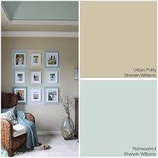 coastal colors urban putty rainwashed sherwin williams picmia
