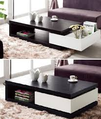 Delighful Simple Coffee Table Modern Contemporary Thoughtwood - Interior design coffee tables