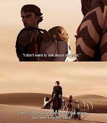 Sand Meme - ahsoka no i don t like sand know your meme