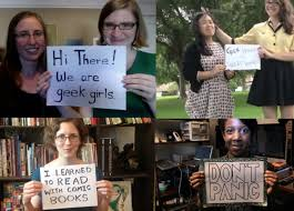 Fake Nerd Girl Meme - nothing to prove geek girls the doubleclicks youtube