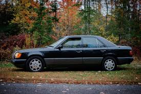 coal 1992 mercedes benz 400e u2013 the sleeper