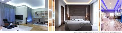 Led Beleuchtung Wohnzimmer Planen Indirekte Beleuchtung Mit Leds Selber Bauen