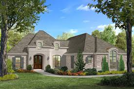 sienna lane acadian house plan brick exteriors country french