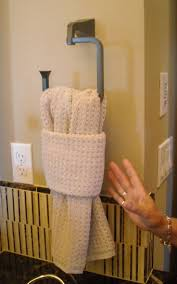 towel display home design ideas love this simple way display your favorite bath towels